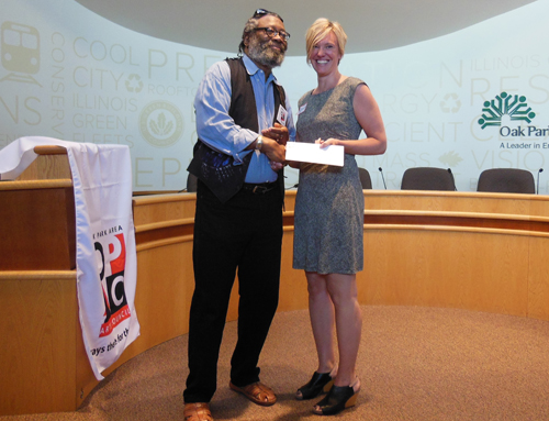 Oak Park Area Arts Council awards Art Start program $2,000 grant