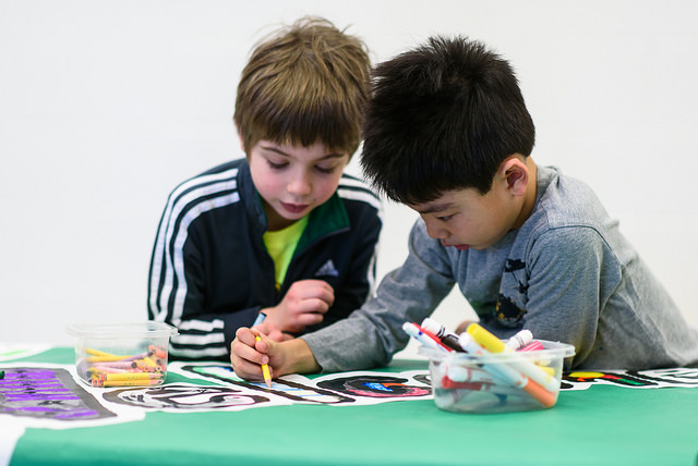 Families enjoy morning of hands-on fun at OPEF Open House