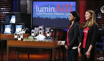 Shark Tank winner to encourage BASE Camp entrepreneurs
