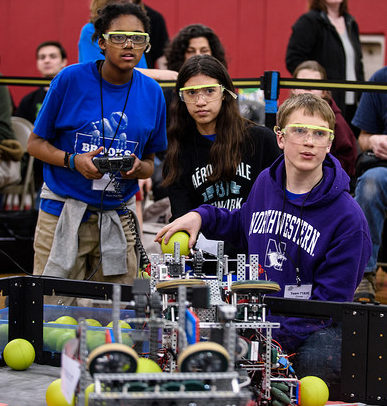 OPEF VEX Robotics completes its 10th anniversary season