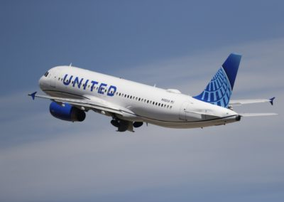 Round Trip Tix on United Airlines + Club Membership